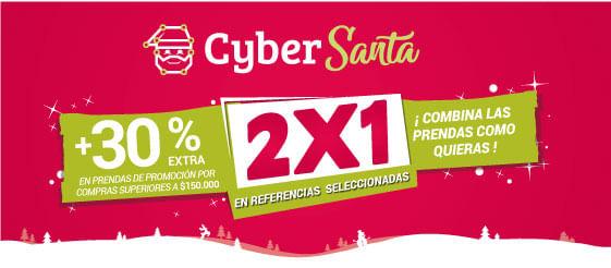Facol | Promociones CyberSanta