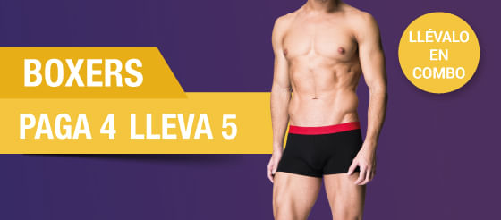 Banner combo Boxers