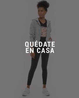 Ropa de descanso de mujer descuento banner home - desktop