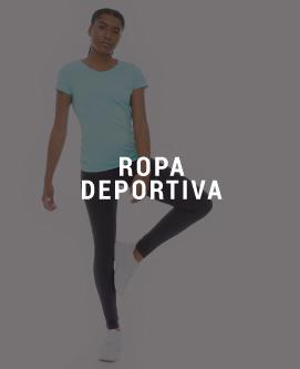 Ropa deportiva de mujer descuento banner home - desktop