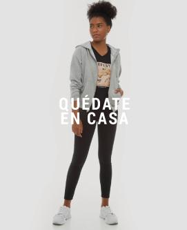 Ropa de descanso de mujer descuento banner home -desktop