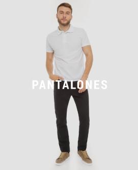Pantalones de hombre descuento banner home - desktop
