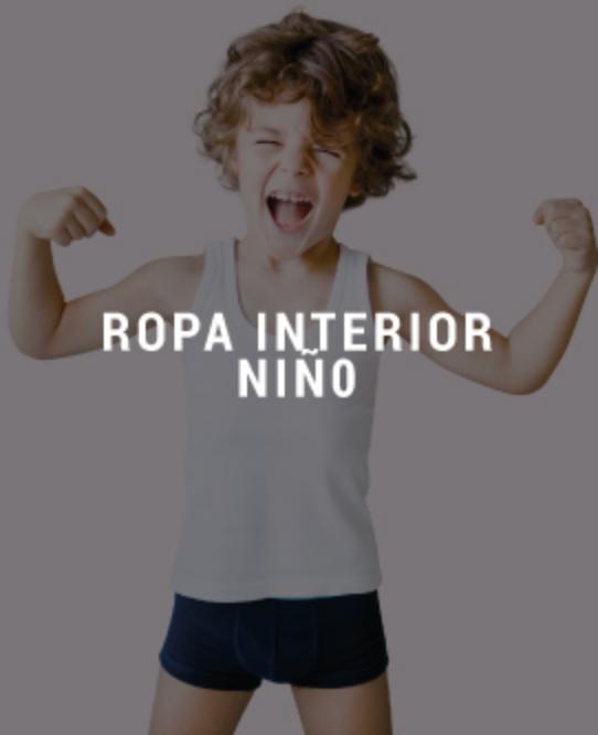Banner Home Desktop - Rejilla - Ropa interior niño