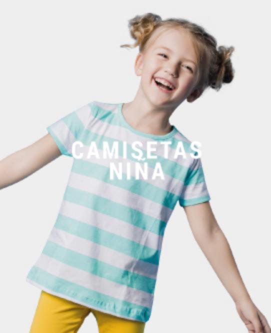 Banner Home Desktop - Rejilla - Camisetas niña