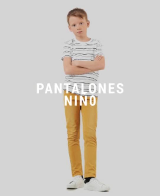 Banner Home Desktop - Rejilla - Pantalones niño