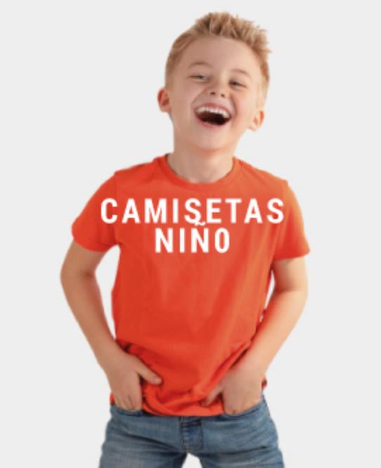 Banner Home Desktop - Rejilla - Camisetas niño