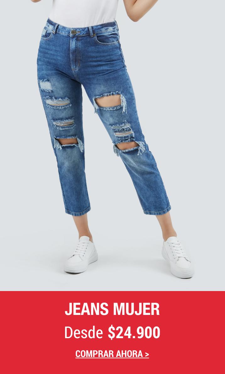 Banner Home - Cyberweek Nov 2020 - Mujer - Jeans (Desktop)