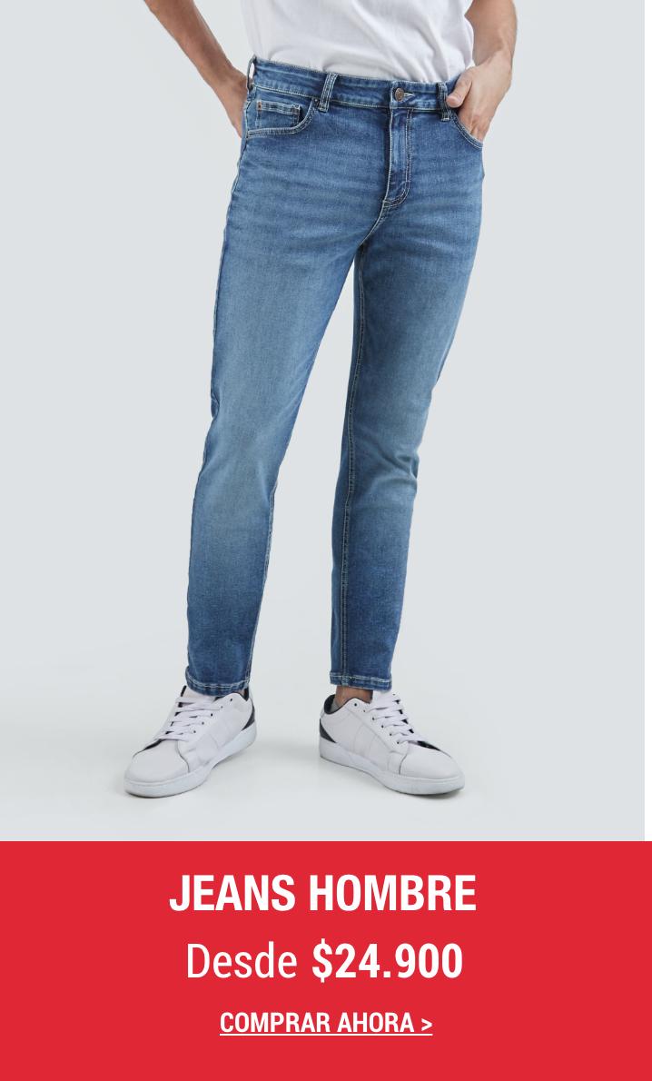 Banner Home - Cyberweek Nov 2020 - Hombre - Jeans (Desktop)