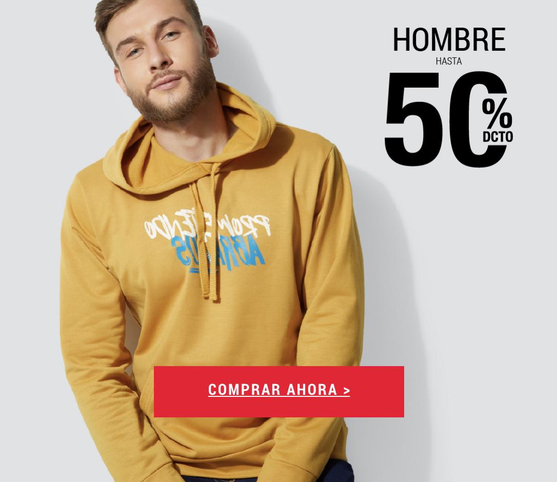Banner Home - Cyberweek Nov 2020 - Hombre (Desktop)