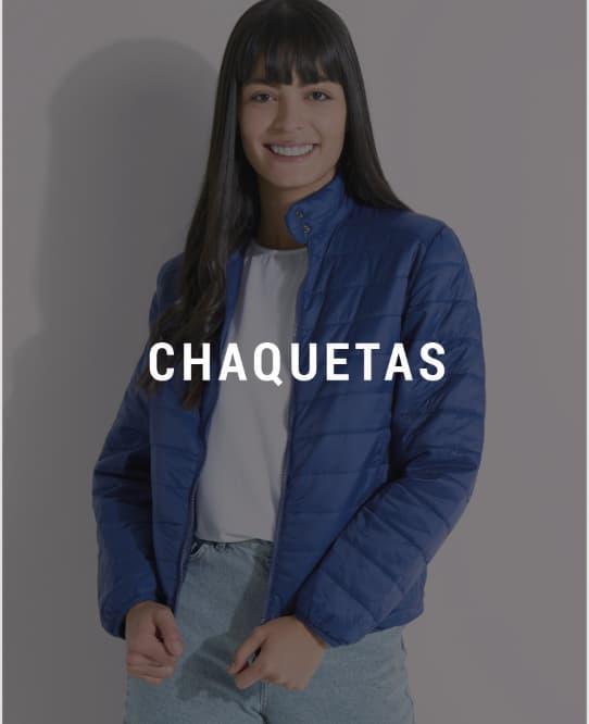 Chaquetas de mujer descuento banner home - desktop