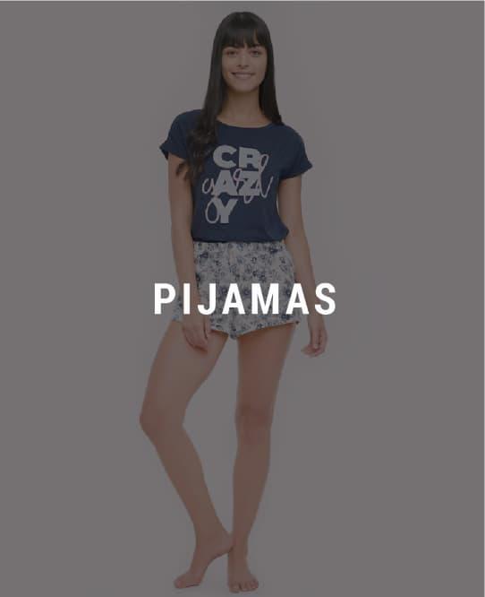 Pijamas de mujer descuento banner home - desktop