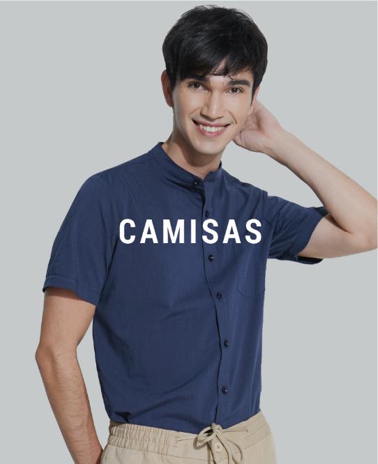 Camisas de hombre descuento banner home - desktop