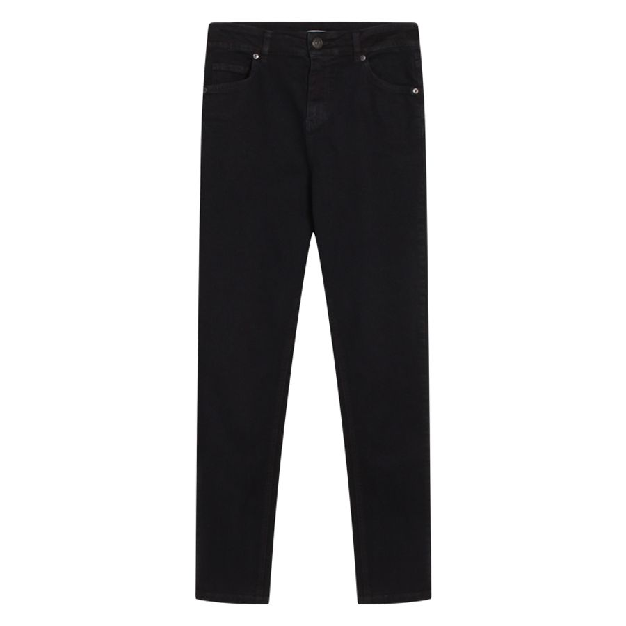 Jean Slim Negro Color Negro, Talla28