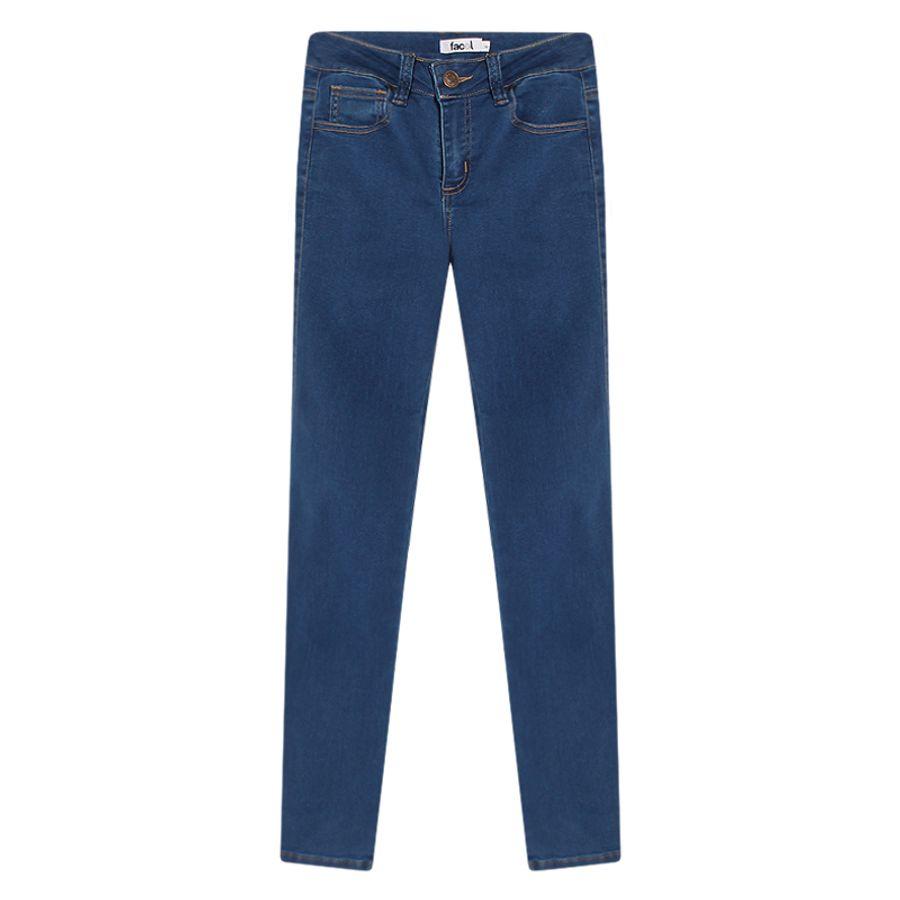 Jean Regular Mujer Color Azul, Talla 6