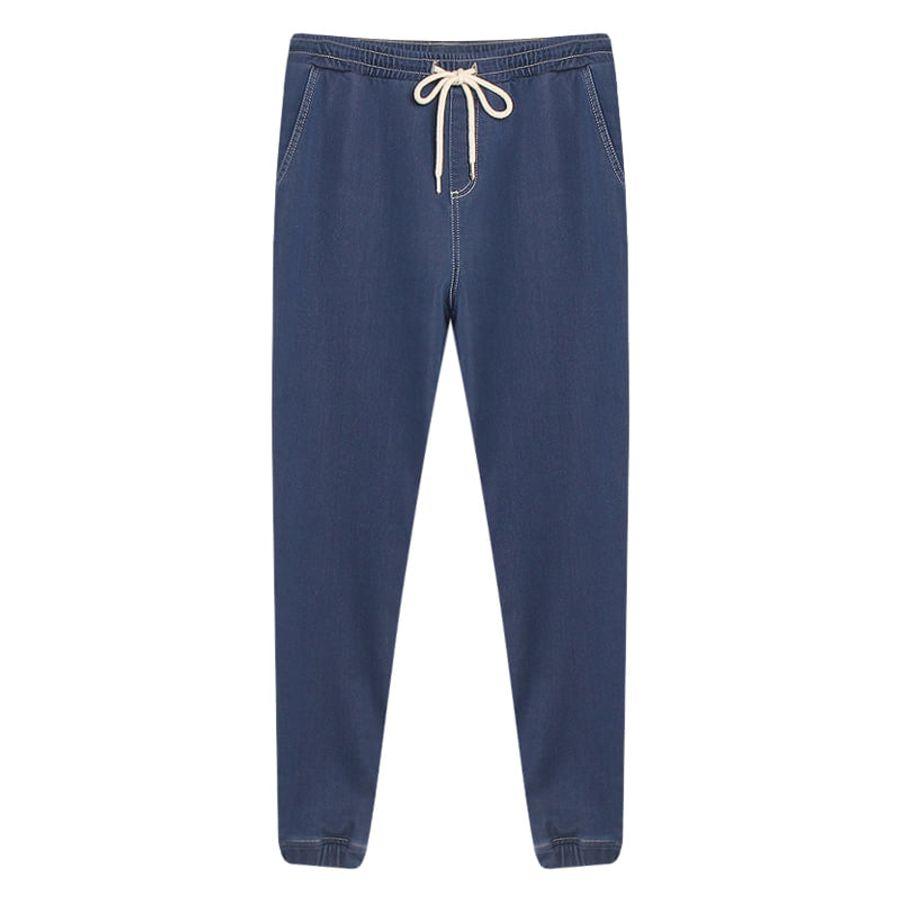 Jogger Unicolor Color Azul, Talla 8