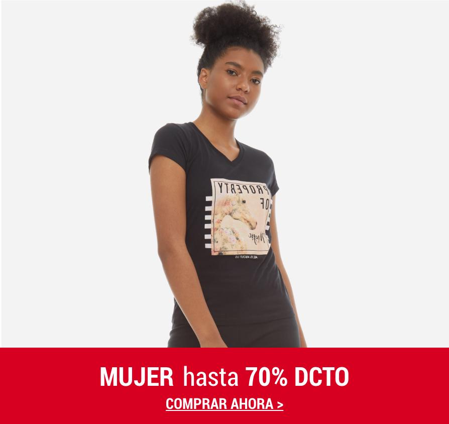 Banner Home -  FEB2021 - Mujer - 70% Dcto (Desktop)