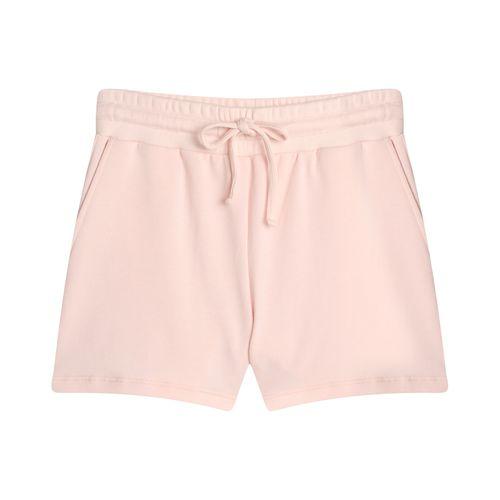 Short Unicolor Para Mujer Color Rosado, Talla 10