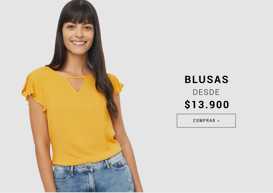 Banner Home -  ABR2021 - Mujer - Blusas Desde 13900 (Desktop)
