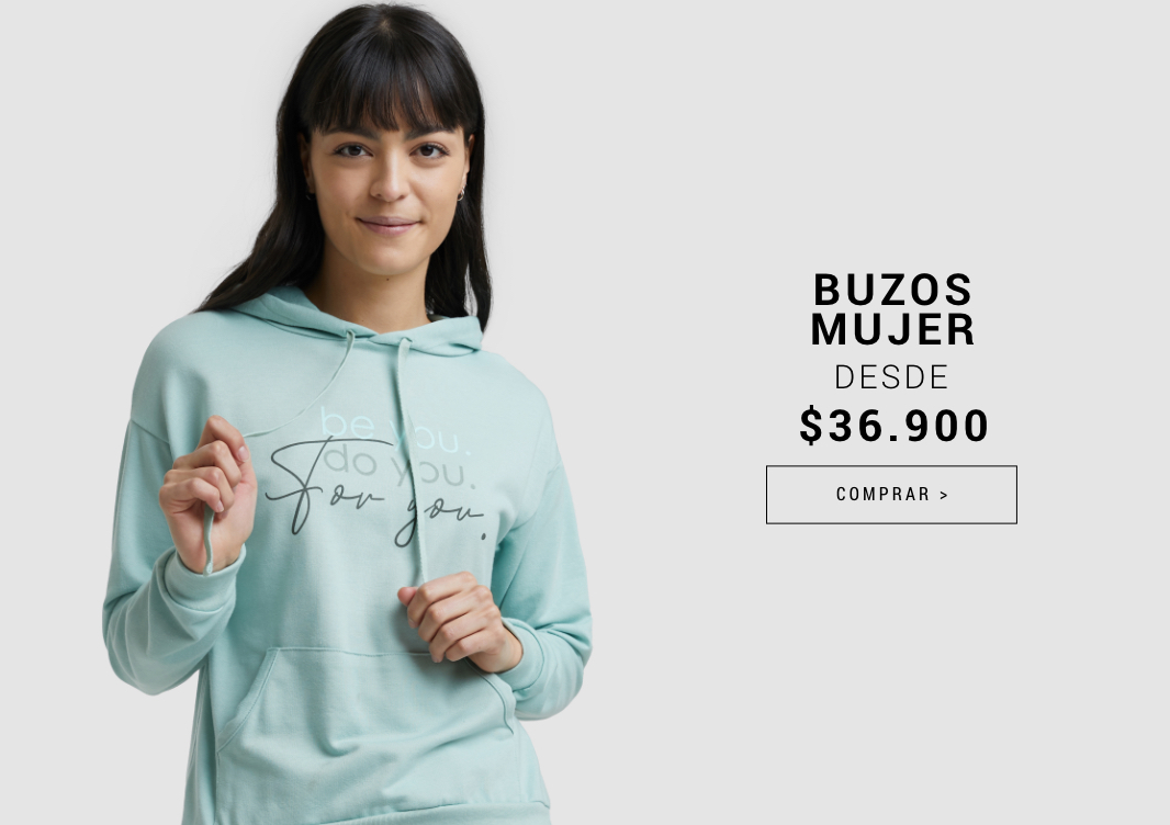 Banner Home -  ABR2021 - Mujer - Buzos Desde 36900 (Desktop)