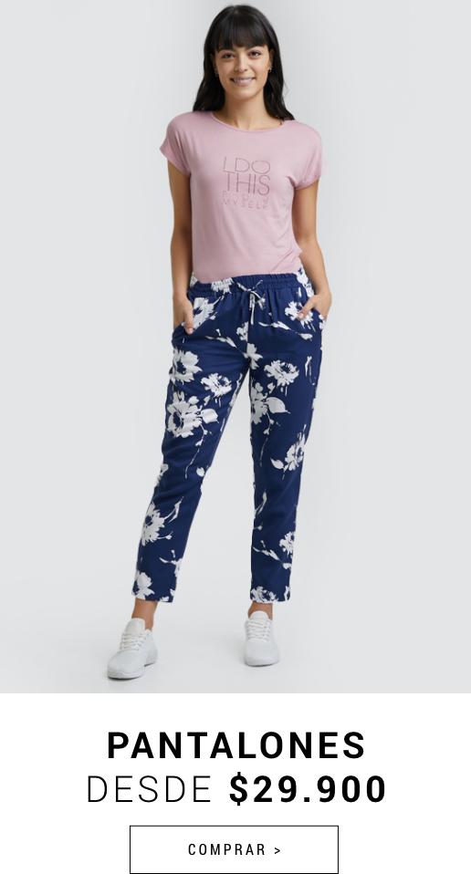 Banner Home -  ABR2021 - Mujer - Pantalones Desde 29900 (Desktop)