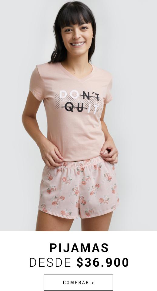 Banner Home -  ABR2021 - Mujer - Pijamas Desde 36900 (Desktop)