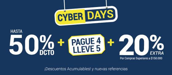 Facol | Promociones CyberDays