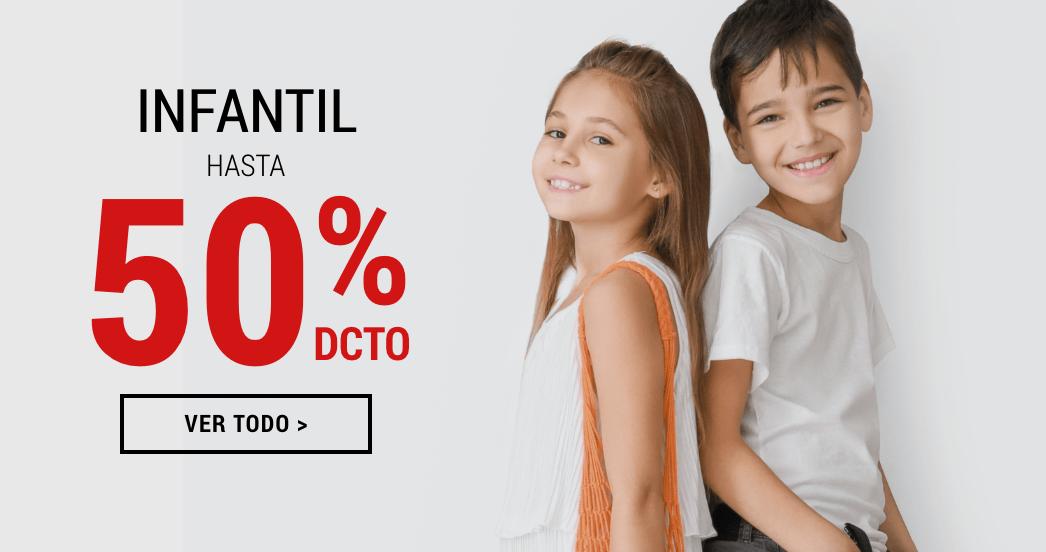 Promociones ropa infantil Banner Sale desktop